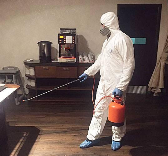 Как подготовить квартиру к обработке от клопов - пошаговая инструкция