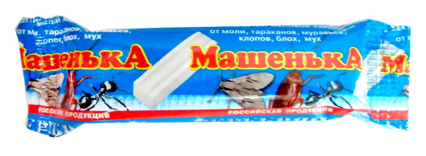 Эффективность карандаша (мелки) против клопов – машенька, титаник или домовой, что купить и отзывы