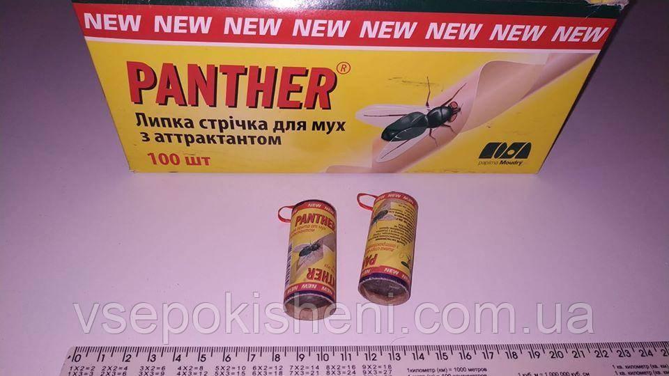 Липкая лента или самодельная липучка от мух