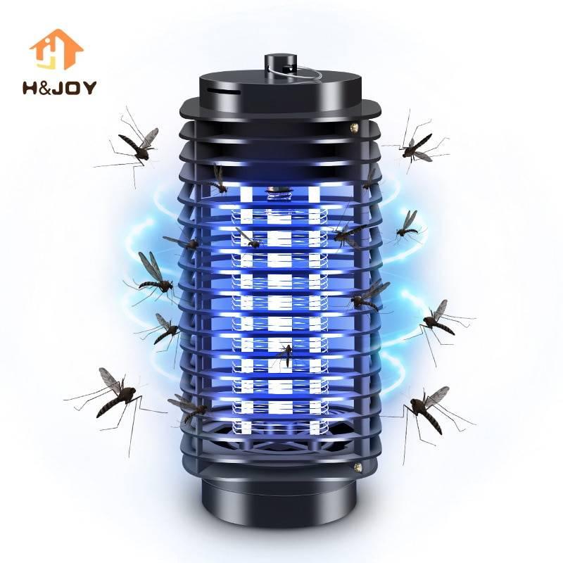 Уничтожитель комаров – обзор популярных моделей и изготовление своими руками