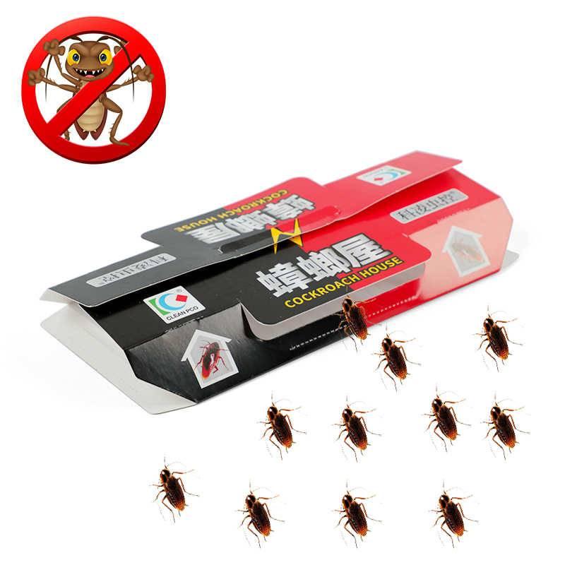 Самые эффективные ловушки для тараканов