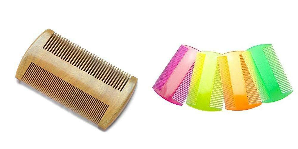 5 методов и средств, чтобы правильно вычесывать вшей и гнид