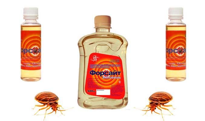 ❶ форсайт от клопов: эффективность препарата по отзывам покупателей и инструкция по применению инсектицида, как его разводить и наносить