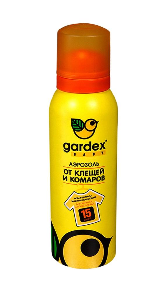 Купить gardex extreme, 100 мл аэрозоль от мошки и комаров