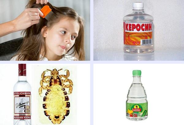 Как развести керосин для уничтожения вшей: ингредиенты смеси и правила безопасности