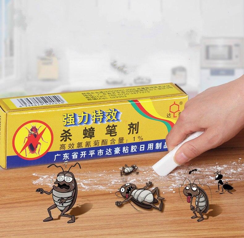 Китайская отрава от тараканов  - эффективна ли?