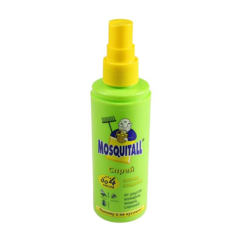 Москитол (mosquitall) от клещей – обзор и сравнение препаратов