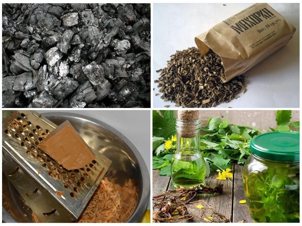 Мыло, зола, горчица, сода и уксус от тли самые эффективные народные средства в борьбе с вредителем русский фермер