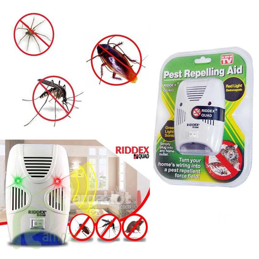 Инструкция устройства от насекомых и грызунов pest repeller