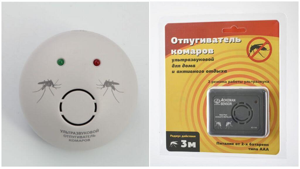Ультразвуковой отпугиватель комаров - есть ли эффект и какой выбрать для улицы и дома?