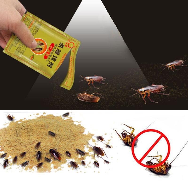Лучшая отрава для тараканов