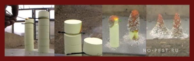Серная шашка для обеззараживания теплиц и погребов - от свойств и выбора к использованию