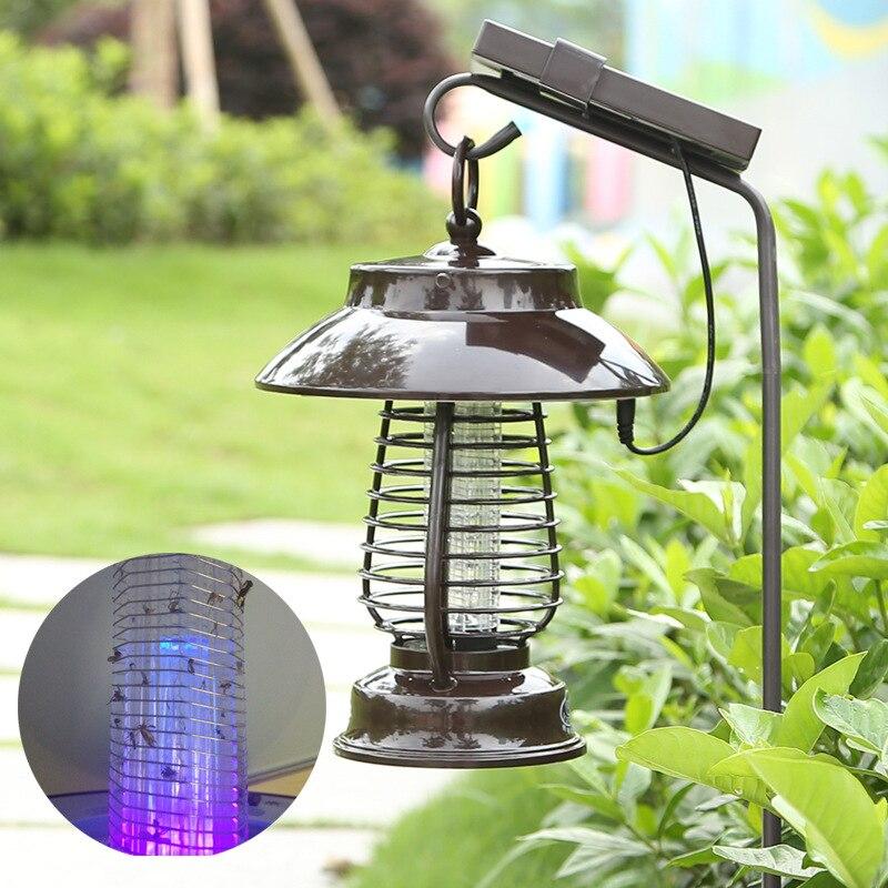 Лампы от комаров для улицы и дома