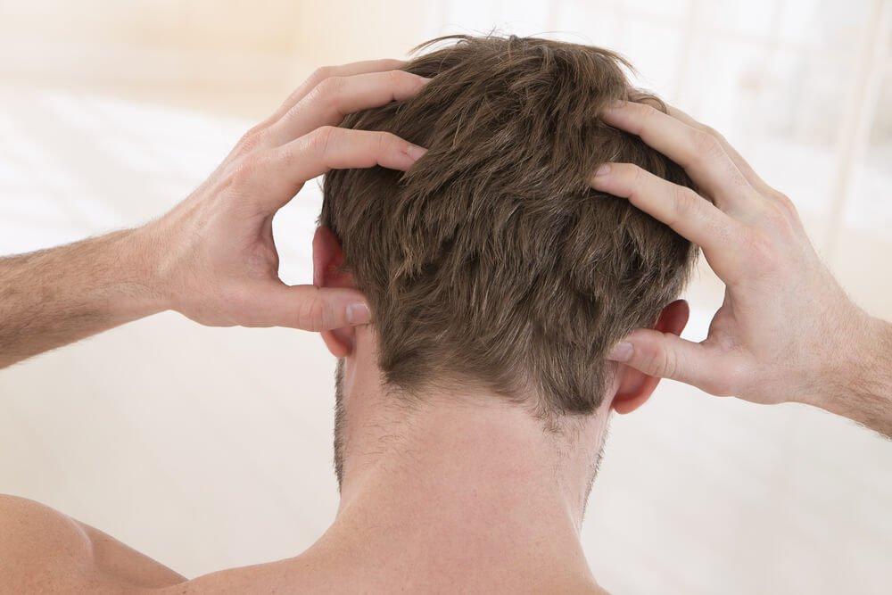 Почему голова чешется если вшей нет
