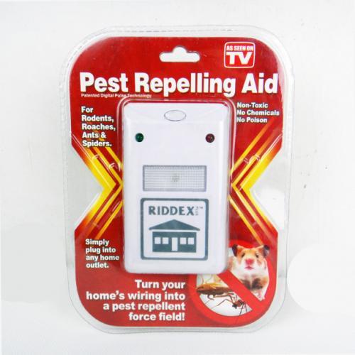 Отпугиватель тараканов, грызунов и насекомых pest repelling aid: отзывы покупателей
