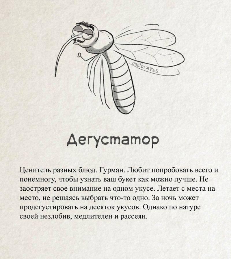 Как комары изменили мир?