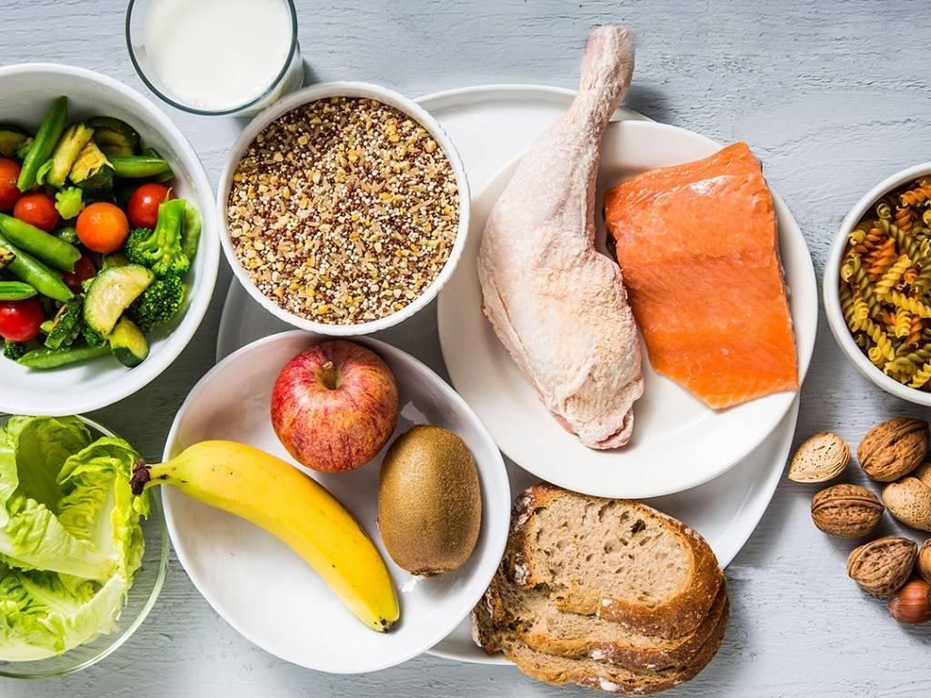 Чем и как должен питаться человек | здоровое питание