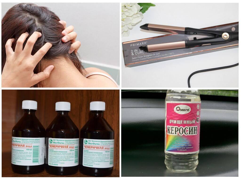 Можно ли избавиться от вшей с помощью красок для волос?