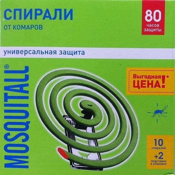 Спирали «чистый дом» — защита от комаров — ботаничка.ru