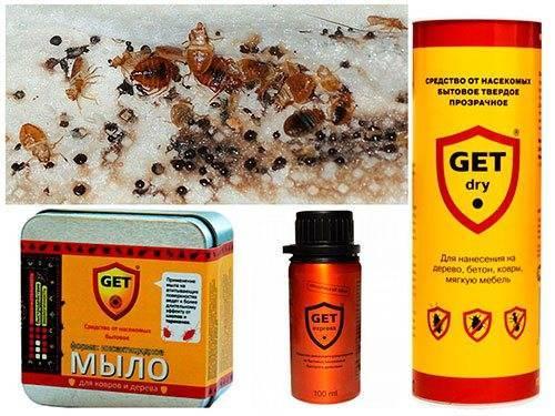 «get» от тараканов – описание, особенности использования и принцип действия