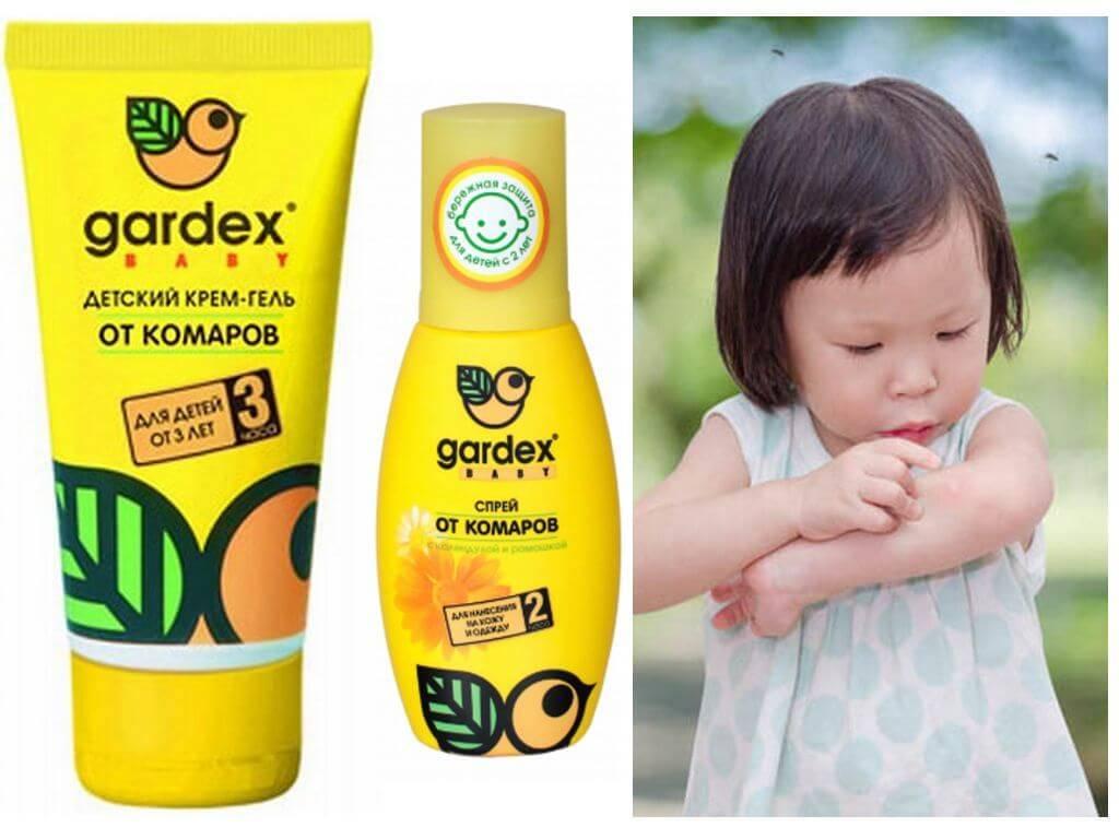 Средство от комаров для грудничка. отзывы о средствах от комаров для детей до года