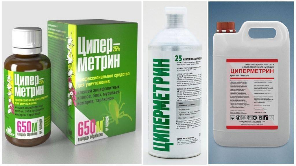 Циперметрин от клещей: инструкция по применению, цены и отзывы