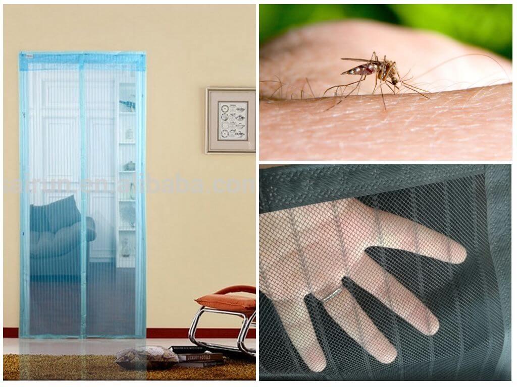 Сетка на окна от комаров или марля? что лучше выбрать