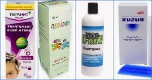 Шампунь от педикулеза для детей и взрослых для профилактики, цена, список лучших шампуней