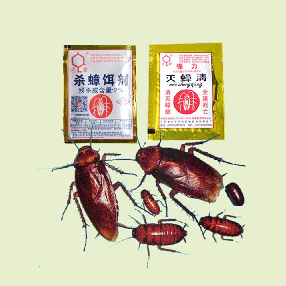 Самые мощные средства от тараканов в квартире - какие они? топ-7