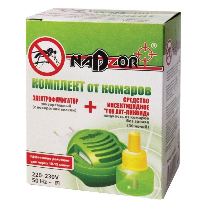 Обзор народных средств от комаров
