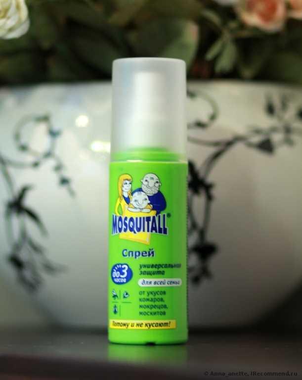 Средства от укусов комаров для детей