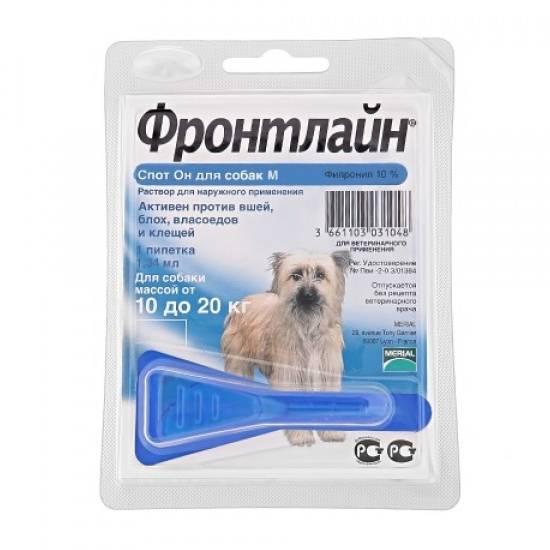 Шампуни от блох и клещей для собак