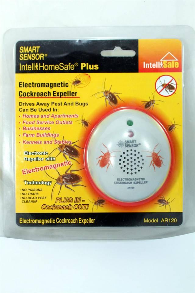 Ультразвуковой отпугиватель от тараканов: обзор приборов (отзывы)