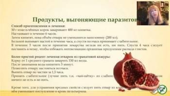 Как вывести паразитов из организма таблетками: обзор медикаментов от разных видов паразитов