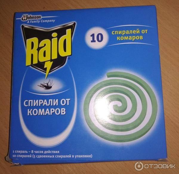 Принцип работы спирали от комаров, инструкция по применению