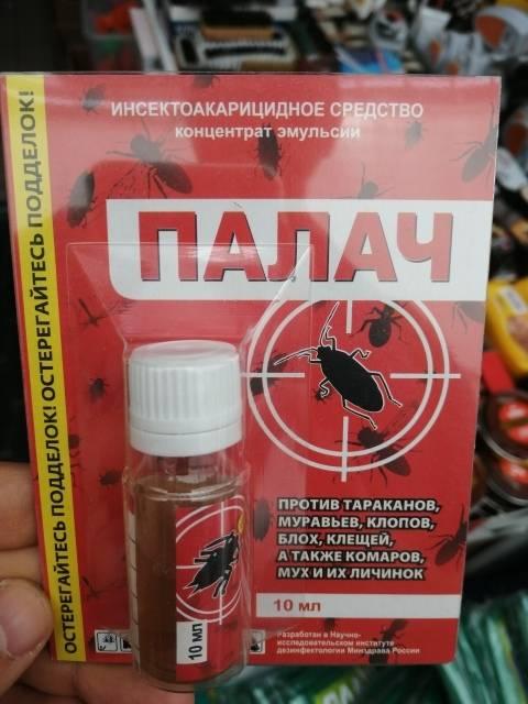 Средство get от тараканов - отзывы и инструкция по применению