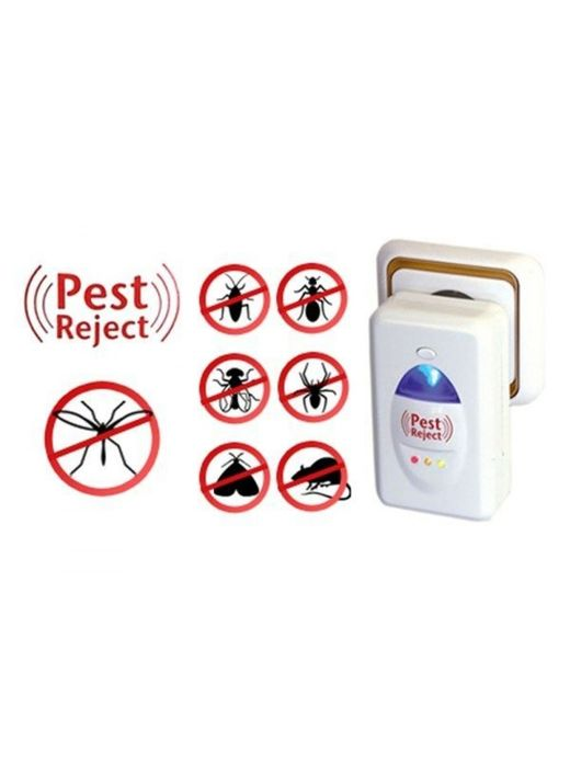 Пест реджект (pest reject) - отпугиватель насекомых и грызунов: отзывы покупателей