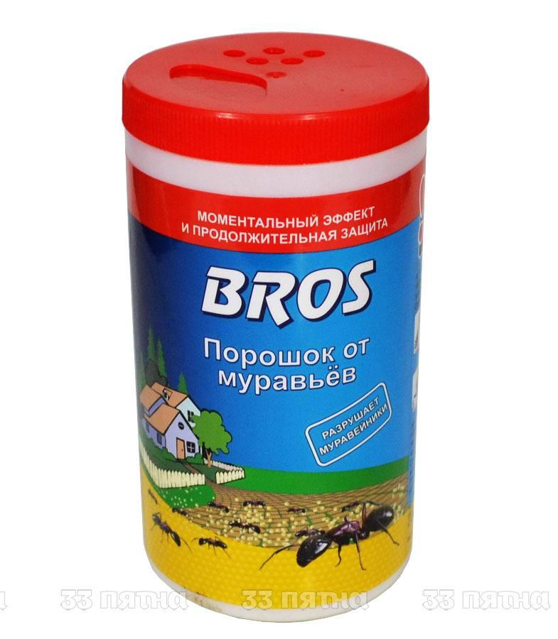 Bros от муравьев: инструкция и отзывы