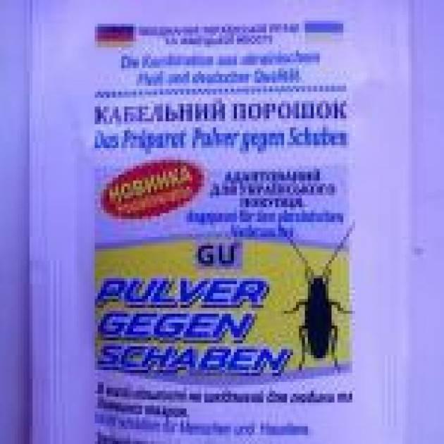 Самое мощное средство от тараканов смерть насекомым