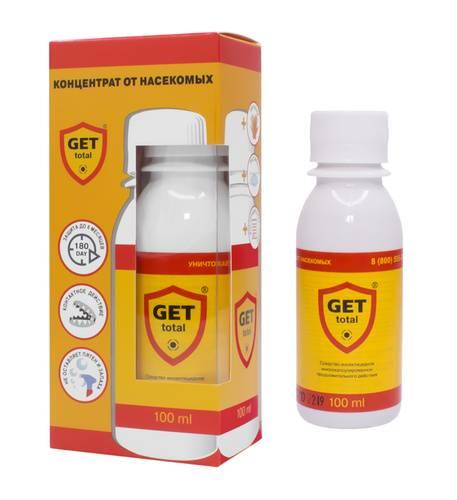 Get (гет) от тараканов - инструкция по применению, отзывы