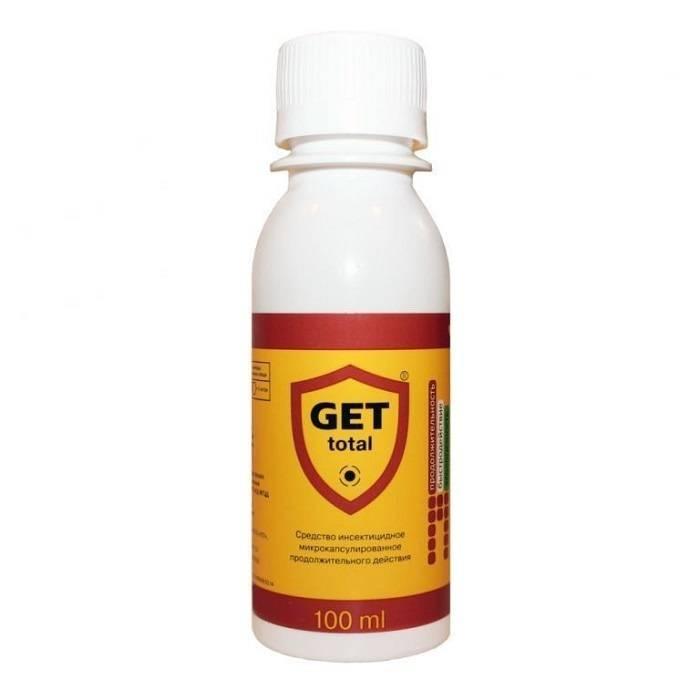 Гет (get) от клопов, тараканов и других насекомых: состав, как использовать средство, отзывы