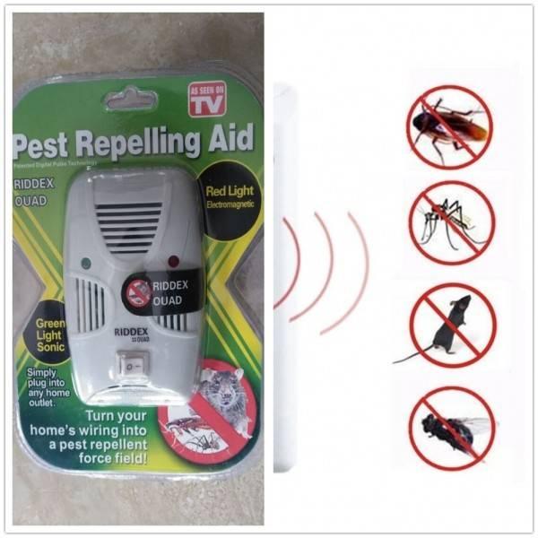 Устройство от насекомых и грызунов pest repeller: особенности, преимущества и инструкция на русском