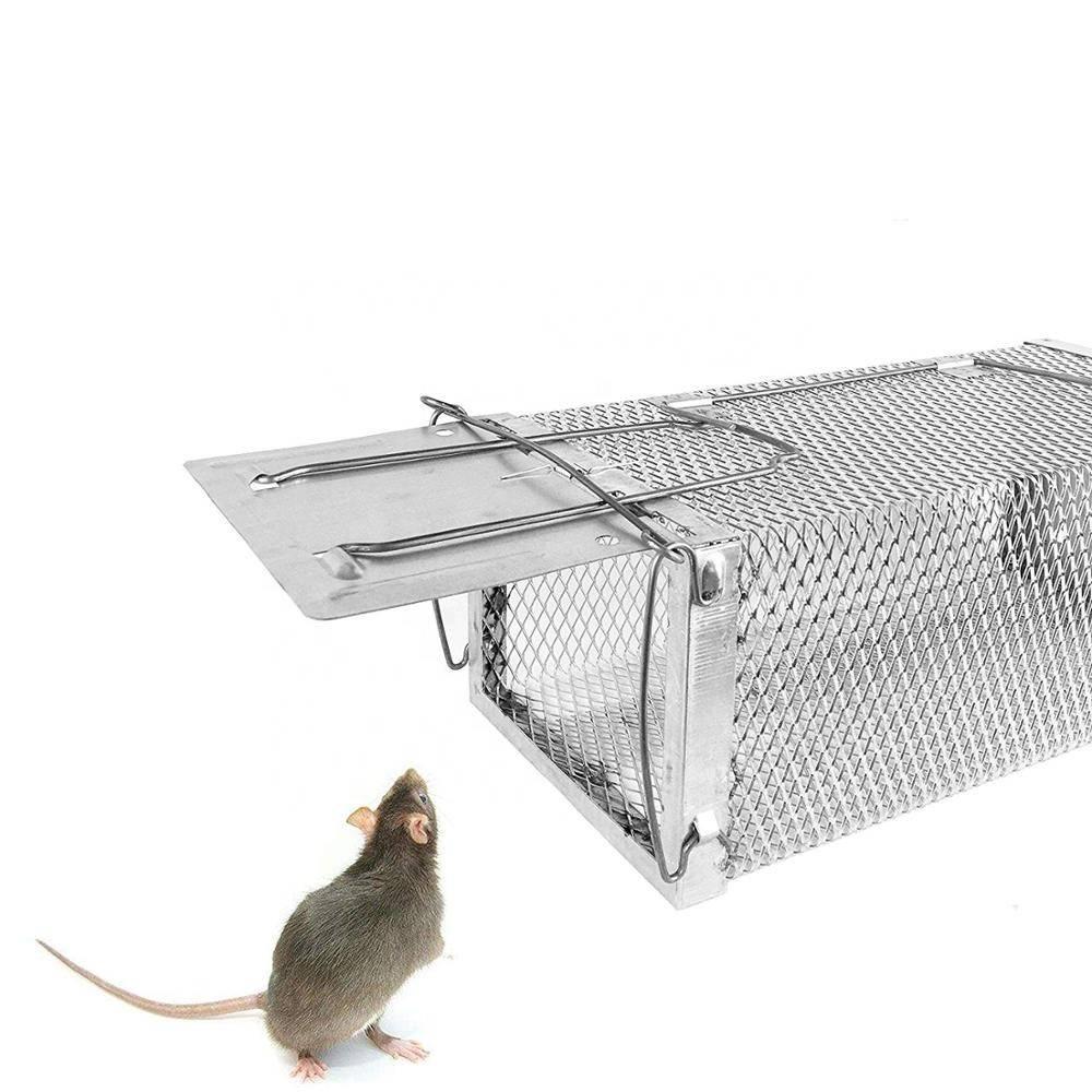Крысоловка своими руками: ловушки для крыс, капкан, электрические ловушки
