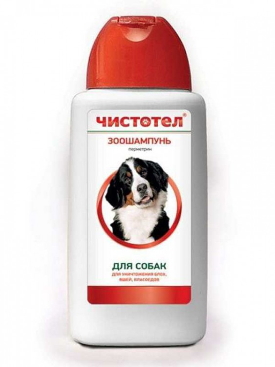 Шампунь от блох для собак - отзывы и советы по применению