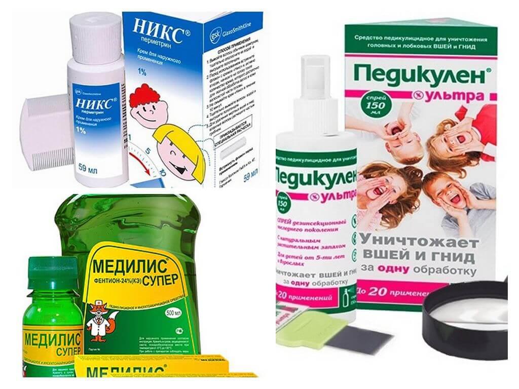 Средства от вшей и гнид (педикулеза): как выбрать эффективное лекарство