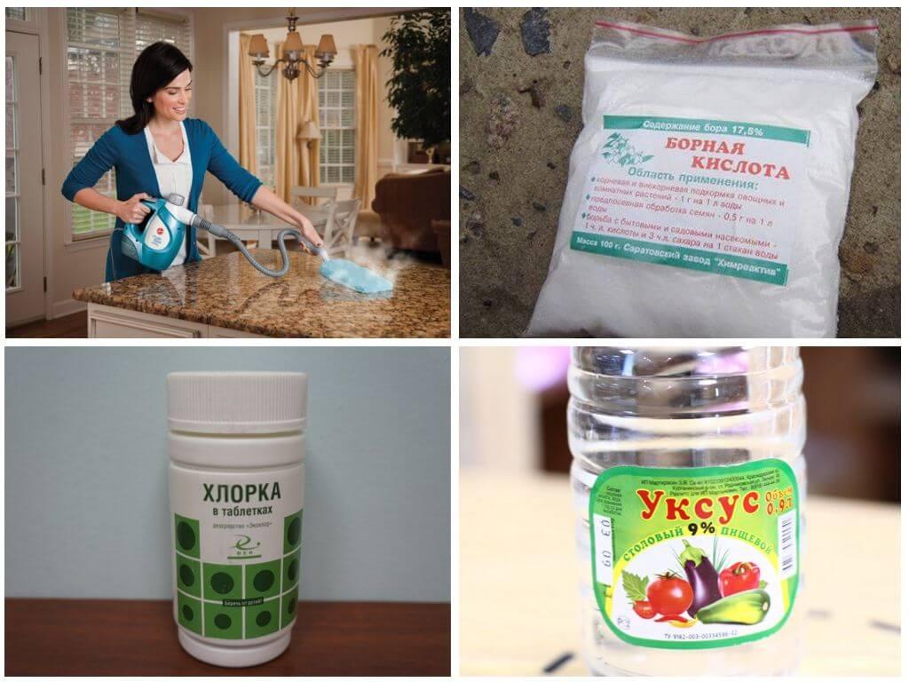 Как избавиться от мокриц в квартире или частном доме – проверенные средства
