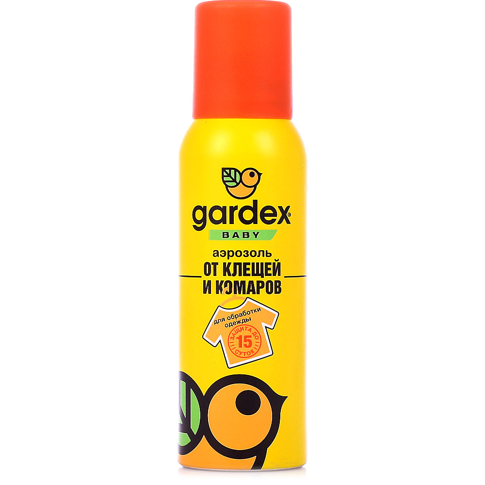 Купить gardex baby (для детей), 50 мл спрей от комаров