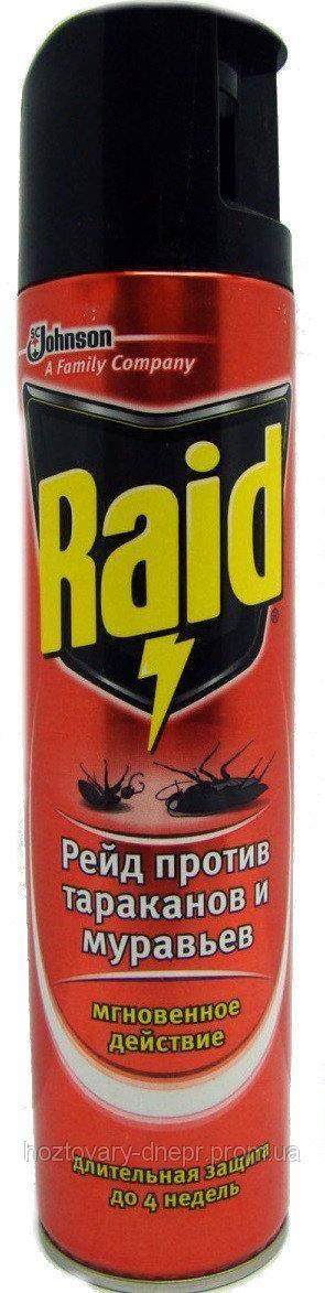 Рейд от тараканов