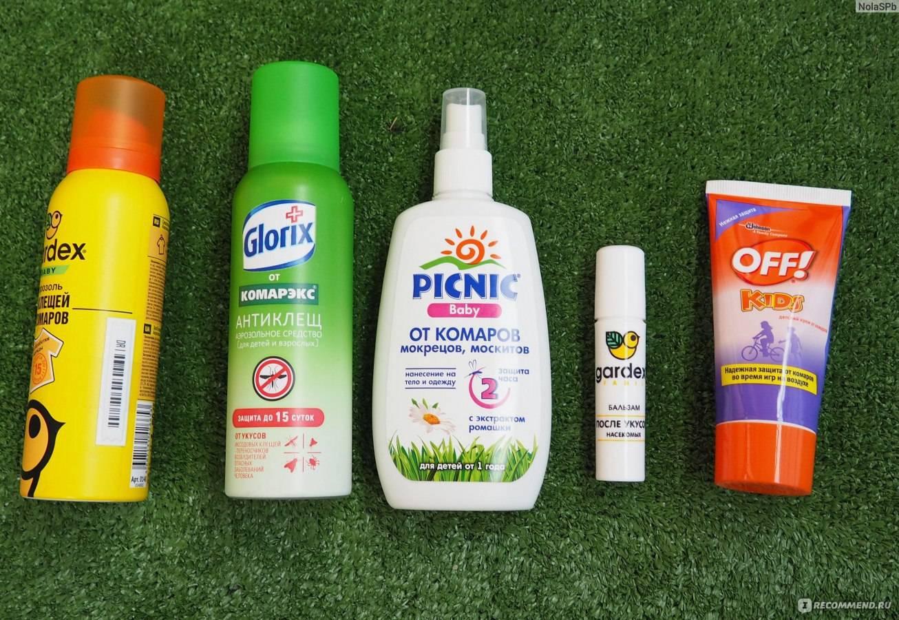 Все о средствах picnic от комаров