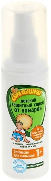 Спрей и мазь «мое солнышко» от комаров - инструкция по применению, цена, отзывы - stopklopam - как избавиться от насекомых